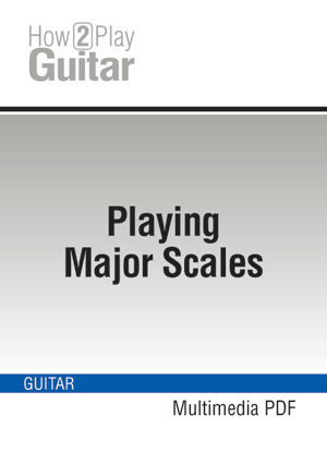 Guitar Scales and Arpeggios, Learn how to play guitar the