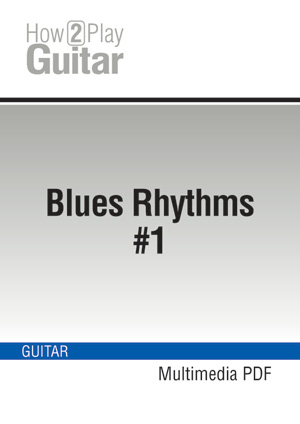 Guitar Rhythms and Accompaniments, Learn how to play guitar